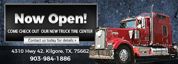 Tire Shop Open Late >> Kilgore Tire Center Kilgore Tx Tires And Wheel Alignments